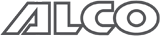 Logo de ALCO, entreprise partenaire de KF électricité