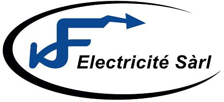 Logo KF électricité